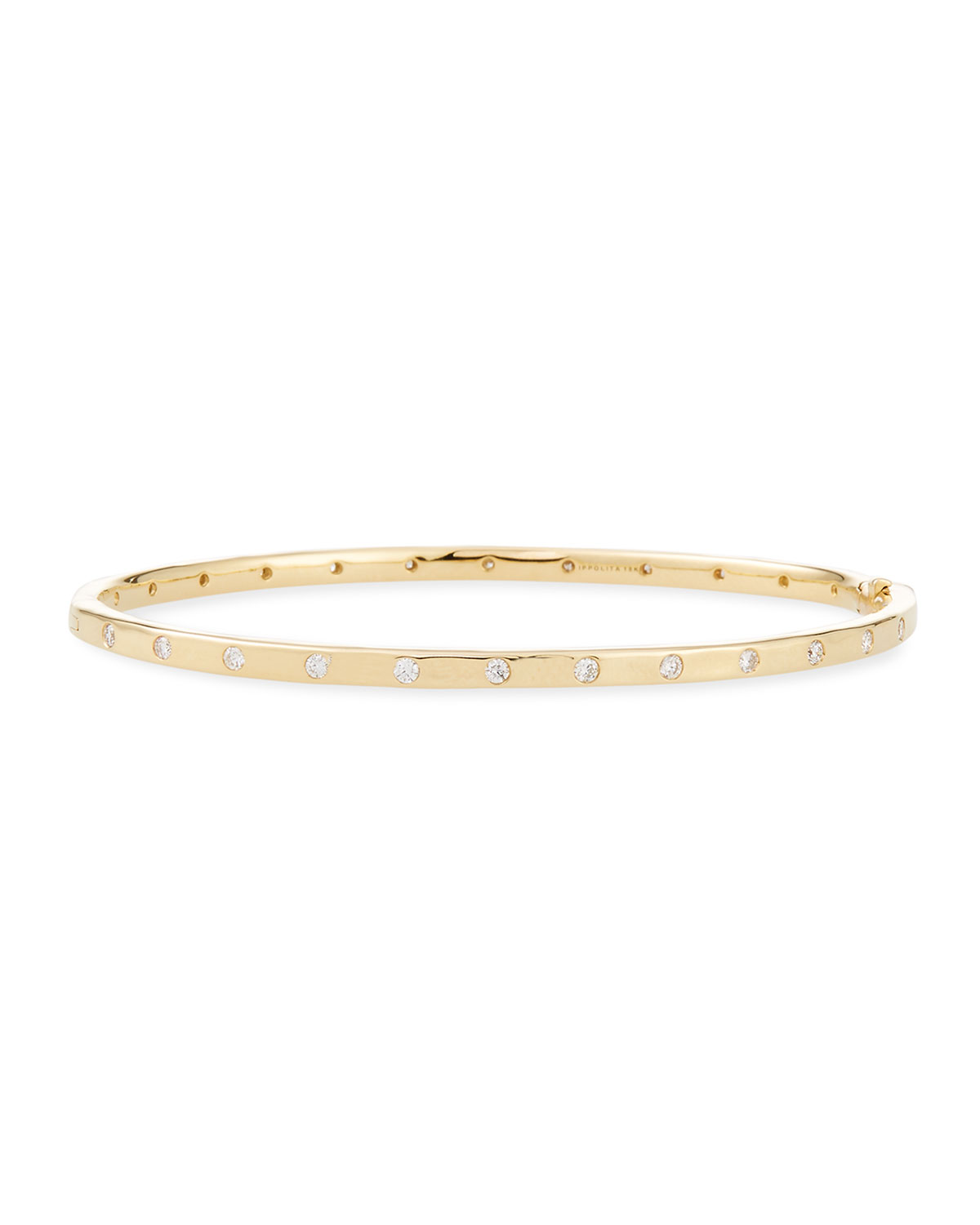 Ippolita Accessories STARDUST 18K ALL-AROUND DIAMOND BRACELET