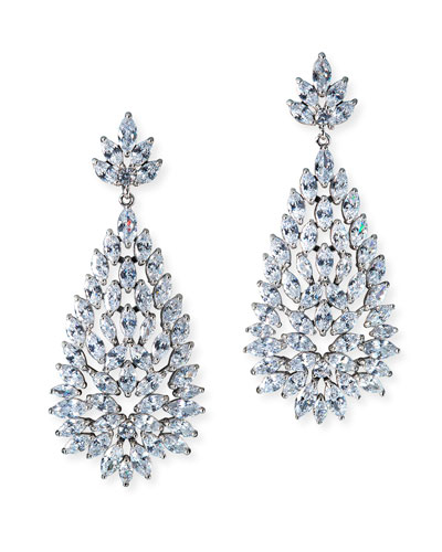 Laurel Burst Chandelier Earrings