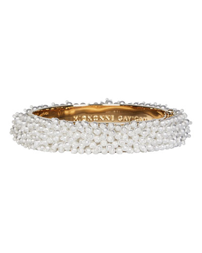 Taylor Hinged Bracelet