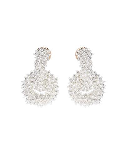 Taylor Hoop-Drop Earrings