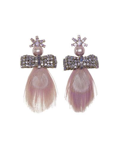 Peacock Lux Earrings
