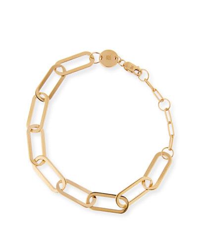 Marta Oval-Link Bracelet