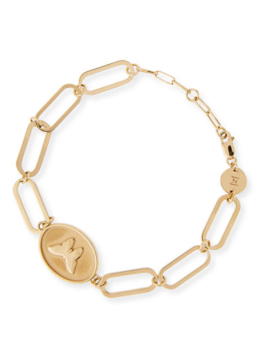Gloria Butterfly Chain Bracelet
