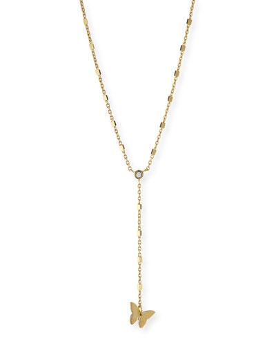 Bailey Lariat Necklace