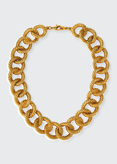 Brenna Chain-Link Necklace