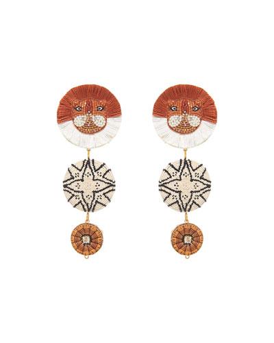 Leo Lux Earrings