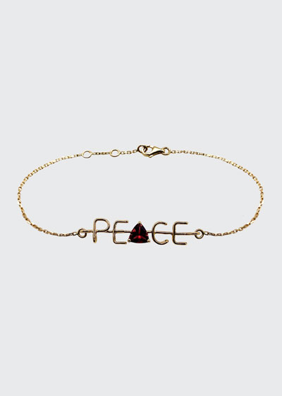 Peace Richelieu Bracelet