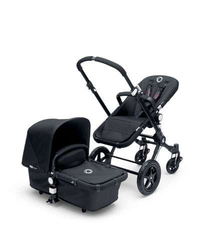 Bugaboo Cameleon3 Stroller Base - Black/Black