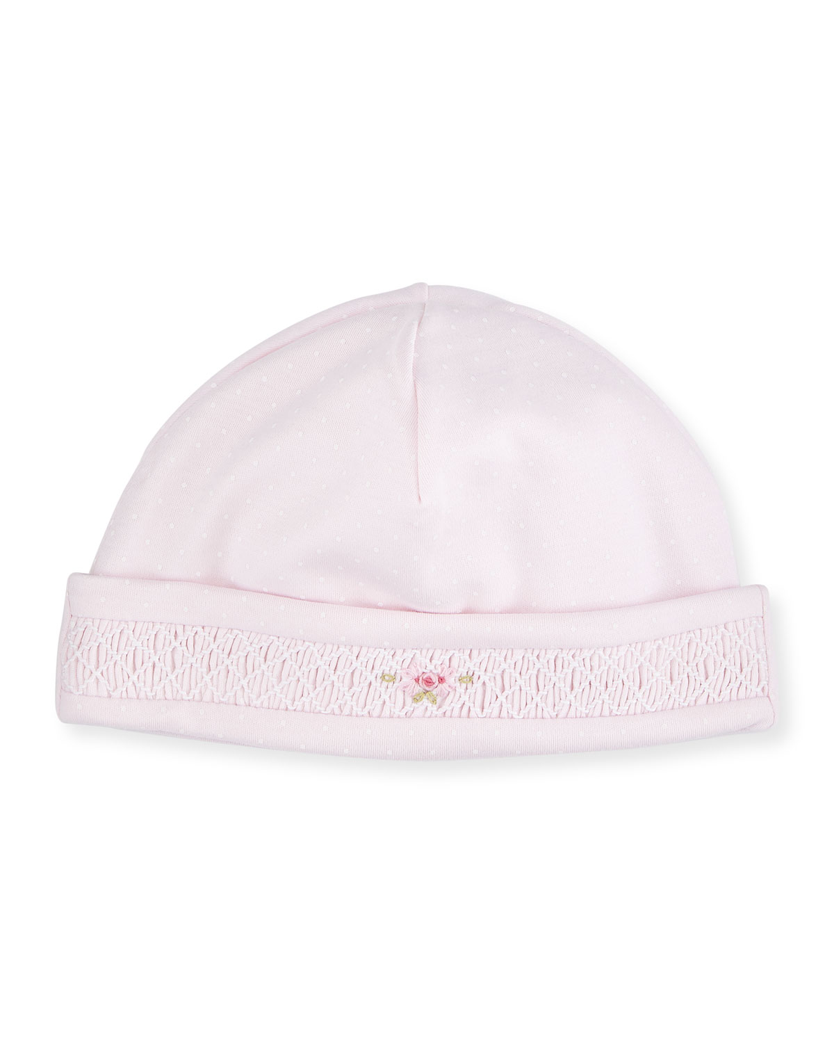CLB Fall Bishop Baby Hat, Pink