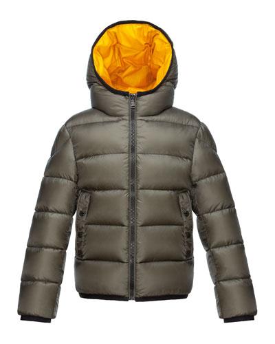 e1a7ab00de3b Moncler Kids Puffer Coat