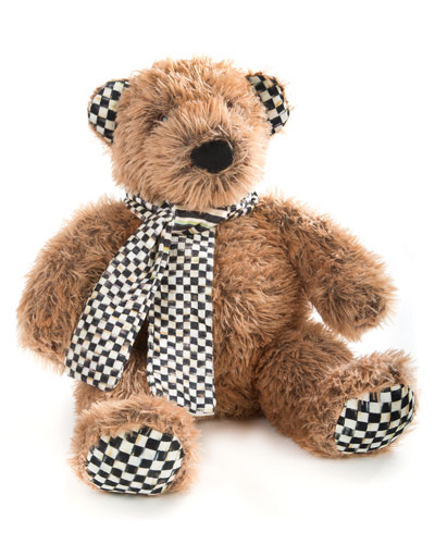 Mackenzie the Bear Stuffed Collectible Teddy Bear