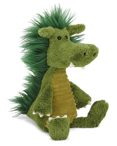 Snagglebaggle Dudley Dragon, Green