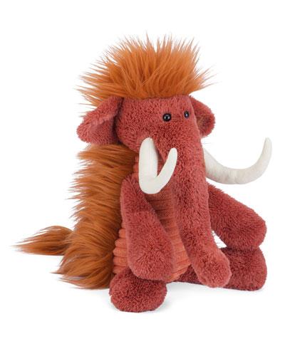 Snagglebaggle Winston Wooly Mammoth, Orange
