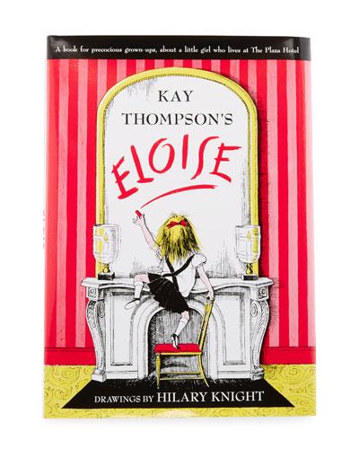 Eloise Hardcover Book