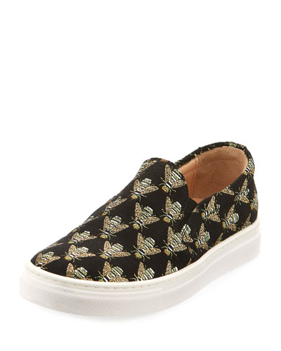 Cosmic Slip-On Bee Sneaker, Infant