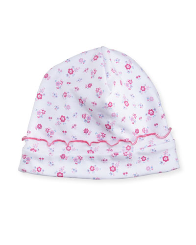 Autumn Breeze Pima Baby Hat