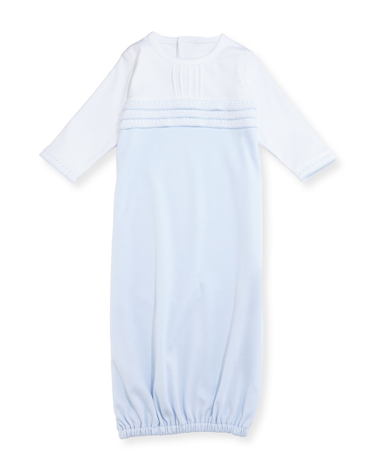 Fall Homecoming Pima Sleep Gown, Size Newborn-Small