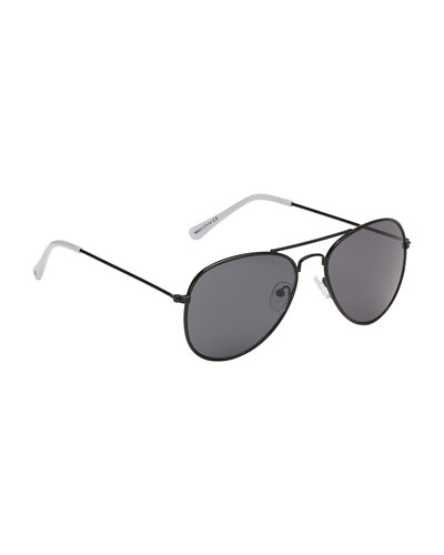 Kids' Sheriff Aviator Sunglasses