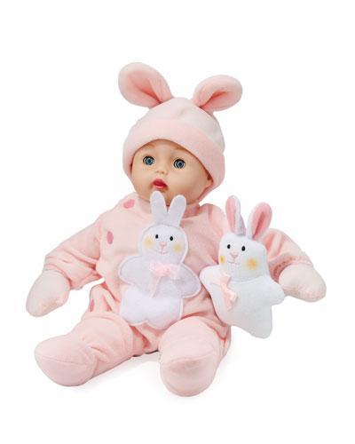 Madame Alexander Dolls Bunny Huggums Baby Doll