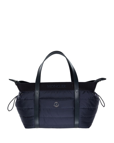 Nylon Mommy Bag