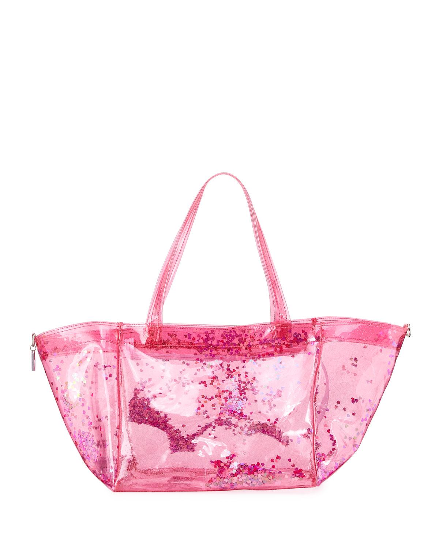 Girls' Confetti Beach Bag