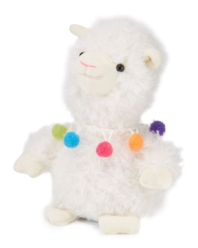 Kids' Plush Llama with Speak, Repeat & Movement Functions