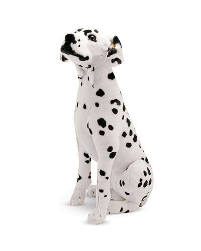Giant Stuffed Animal Dalmatian Dog