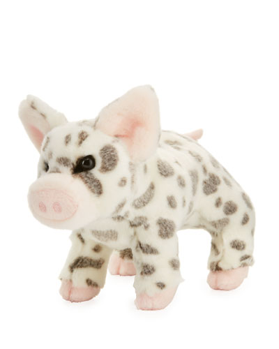 Pauline Spotted Pig Plush Toy, 9