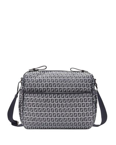FF Canvas Diaper Bag