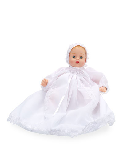 Madame Alexander Dolls Christening Huggums Doll