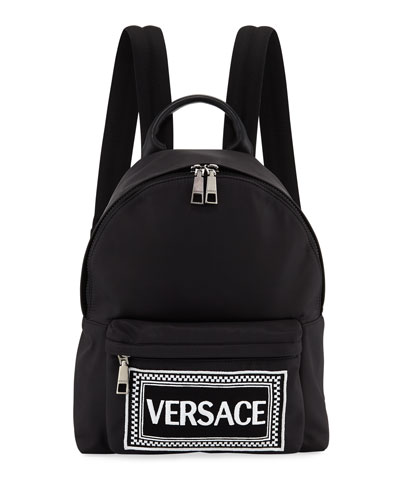Boys' Backpack w/ Logo Embroidery