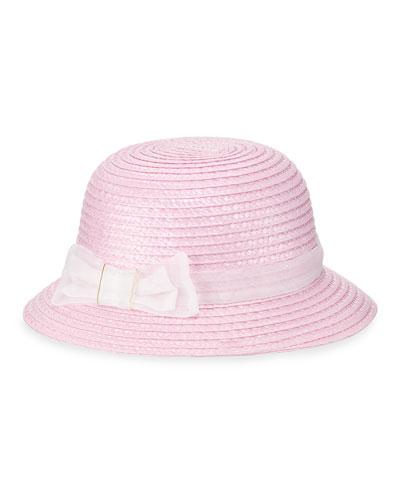Kids' Woven Bucket Hat