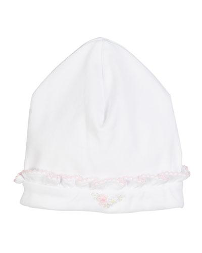Premier Crochet Daisies Baby Hat