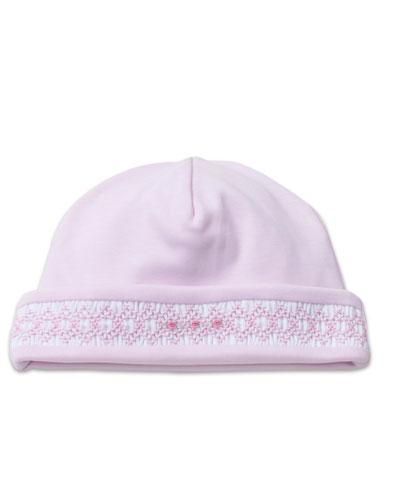 CLB Fall Smocked Pima Baby Hat