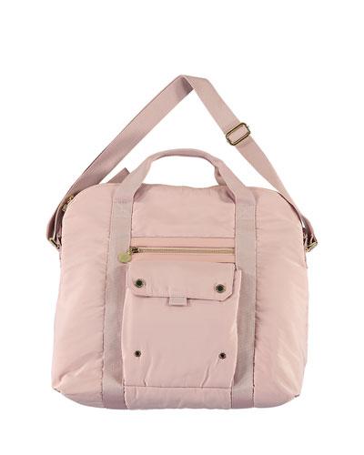 Zip-Top Diaper Bag
