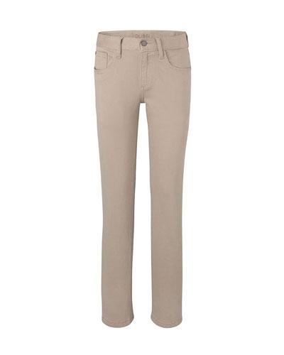Boy's Brady Slim Pants, Size 2-7