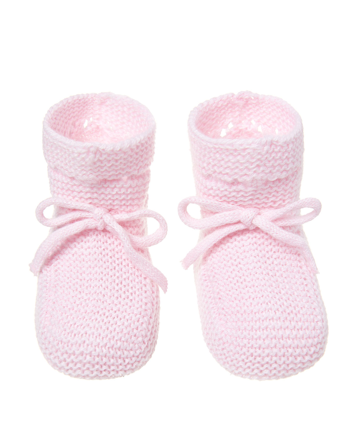 Pili Carrera Knits KNITTED BOOTIES, BABY