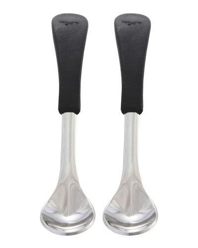 Baby's Stainless Steel Spoon Set