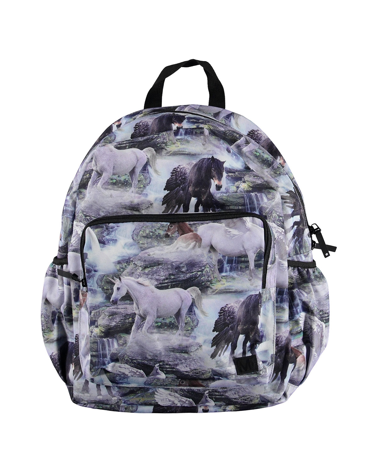 Molo KID'S HORSE PRINT BACKPACK