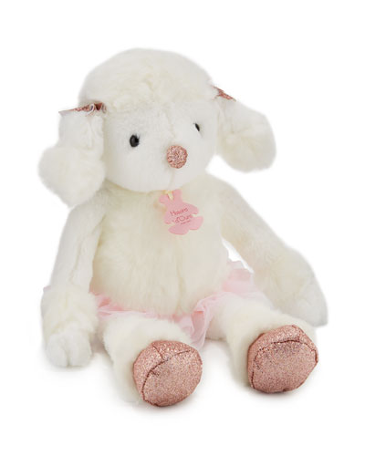 Roxanne the Poodle Stuffed Animal
