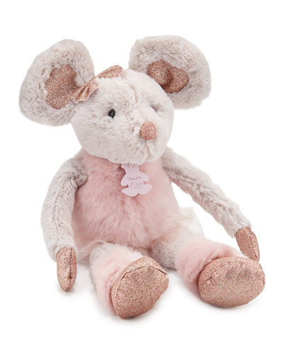 Marnie the Mouse Stuffed Animal