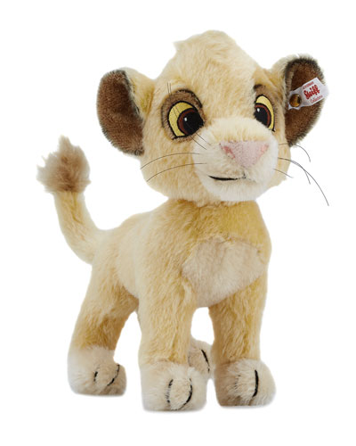 Disney Lion King Simba Special Edition Plush