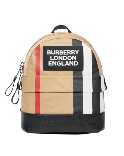 Kid's Nico Icon Stripe Backpack