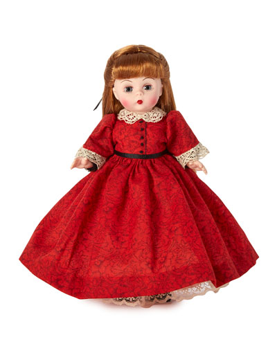Little Women Jo Doll, 8
