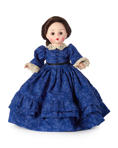 Little Women Meg Doll, 8
