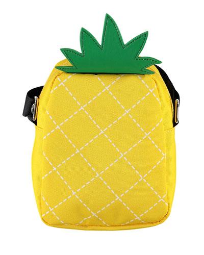 Girl's Pineapple Crossbody Bag