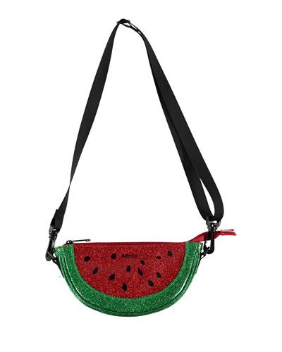 Girl's Nelon Watermelon Crossbody Bag