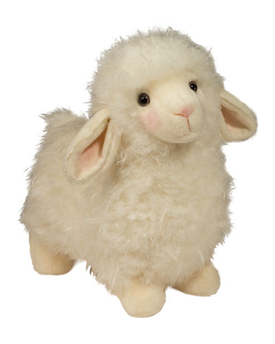 Toula Plush Lamb, 10