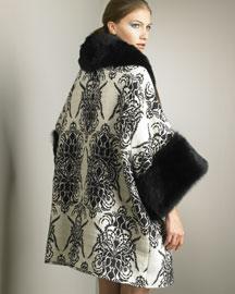 Proenza Schouler shearling-Trim Coat -  Proenza Schouler -  Bergdorf Goodman