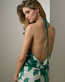 Alice + Olivia Floral Dress- Alice + Olivia- Bergdorf Goodman